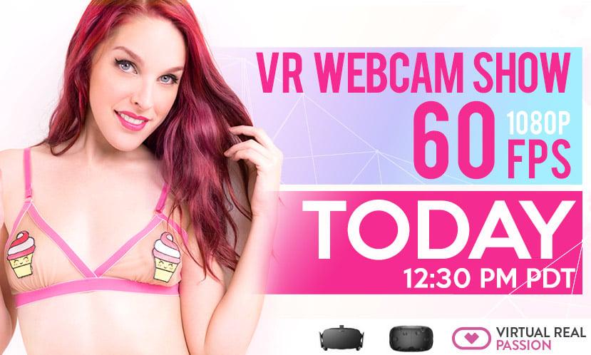 Amarna Miller's VR Porn Webcam