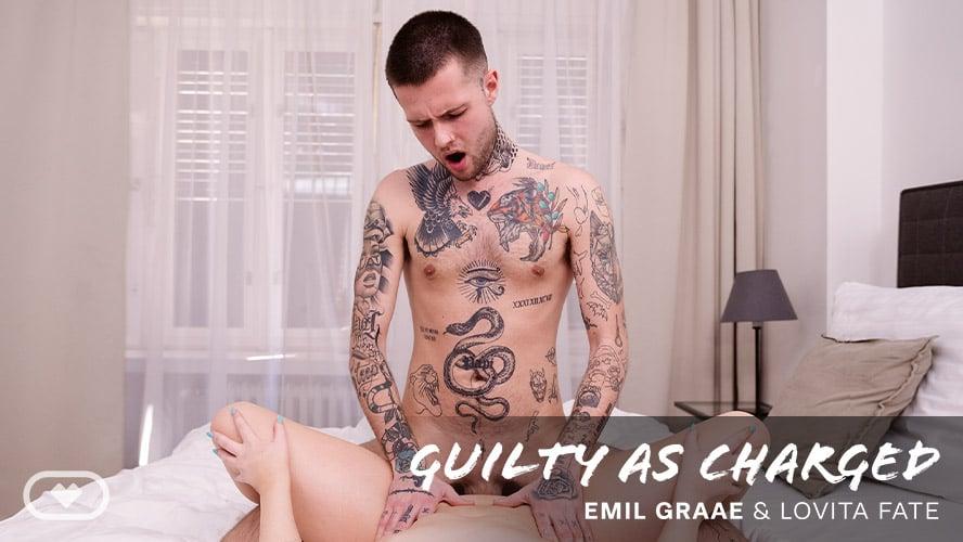 Bedroom Sex with Tattooed Stud